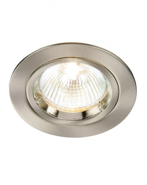 Saxby Cast Single Light Modern Recessed Ceiling Light 52330