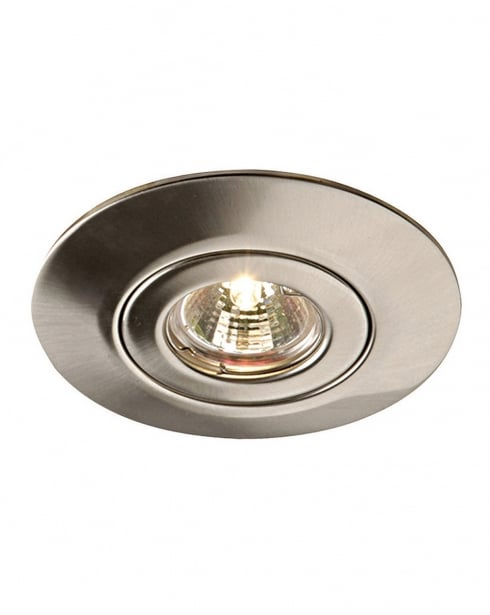 Saxby Converse Single Light Modern Recessed Ceiling Light 52485