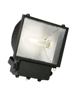 Saxby Deluge Single Light Modern Security Light PRS250