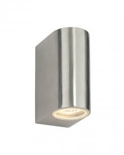 Saxby Doron 2 Light Modern Porch Light 13915