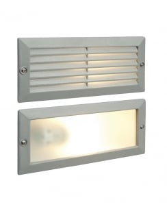 Saxby Eco Single Light Modern Recessed Outdoor Light 52213