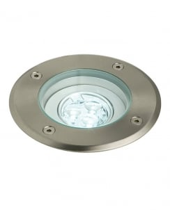 Saxby Maximo Single Light Modern Recessed Outdoor Light 11094