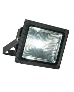 Saxby Olea Single Light Modern Security Light 48745