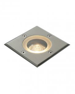 Saxby Pillar Single Light Modern Recessed Outdoor Light GH88042V