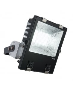 Saxby Stark Modern Aluminium Security Light 60336