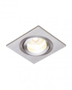 Saxby Tetra Single Light Modern Recessed Ceiling Light 11066