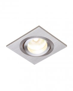Saxby Tetra Single Light Modern Recessed Ceiling Light 52403