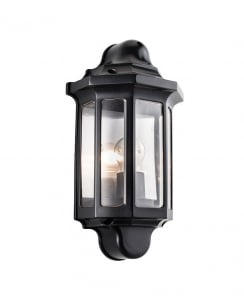 Saxby Traditional Single Light  Porch Light 1818S