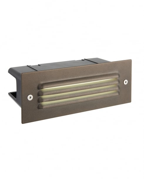 Saxby Seina Modern Bronze Recessed Outdoor Light 67669