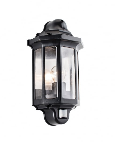 Saxby Traditional Single Light  Porch Light 1818PIR