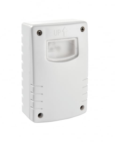 Saxby Twilight detector Accessory White Switch 70470