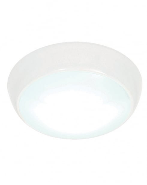Saxby Vigor Single Light Modern Bathroom Ceiling Fitting 46429