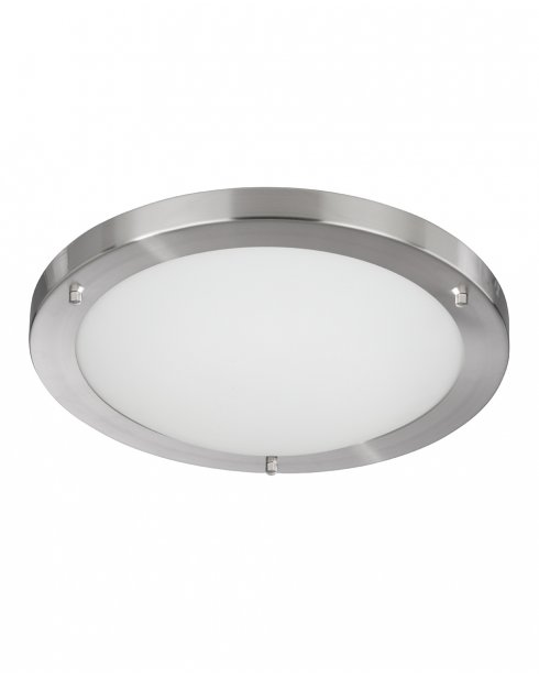 Searchlight 10633SS Single Light Modern Bathroom Ceiling Fitting