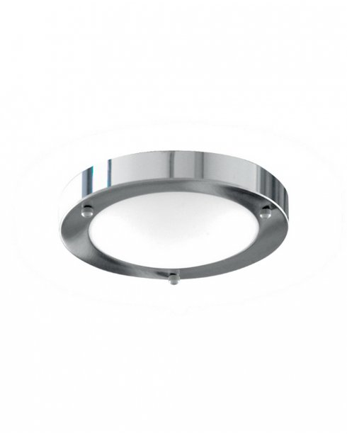 Searchlight 1131-31CC Single Light Modern Bathroom Ceiling Fitting