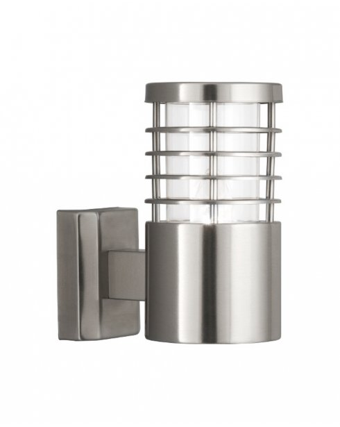 Searchlight 1555SS Single Light Modern Porch Light