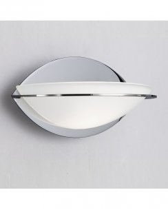 Searchlight 2316CC Single Light Modern Wall Light