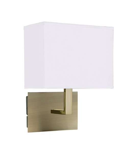 Searchlight 5519AB Single Light Modern Decorative Wall Light