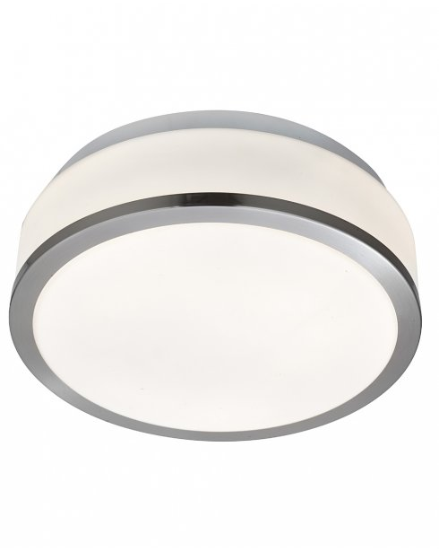 Searchlight 7039-28SS 2 Light Modern Flush Ceiling Fitting