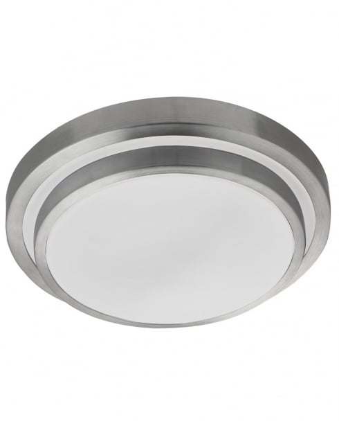 Searchlight 7402-34 Modern Aluminium Bathroom Ceiling Fitting