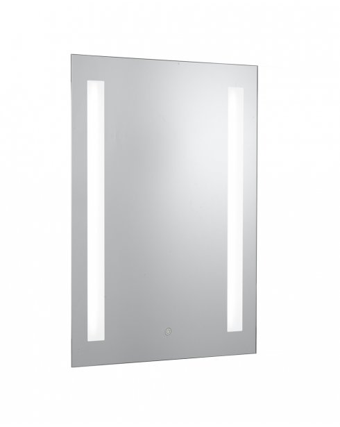 Searchlight 7450 2 Light Modern Bathroom Mirror