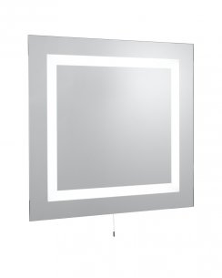 Searchlight 8510 4 Light Modern Bathroom Mirror