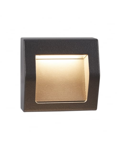 Searchlight Ankle Recessed Outdoor Light 0221GY