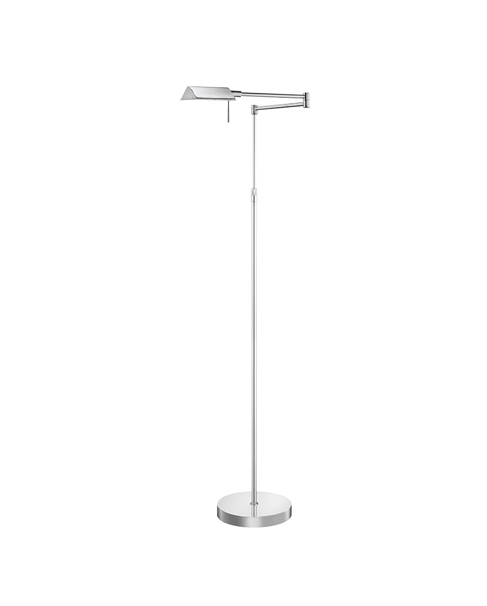 Searchlight apothecary single light traditional floor for Floor standing reading lamp uk