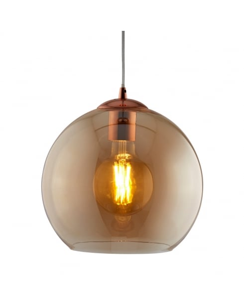 Searchlight Balls Pendant Light 1632AM