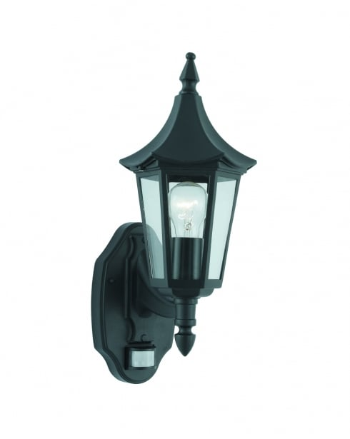 Searchlight Bel Aire Traditional Aluminium Security Light 14715