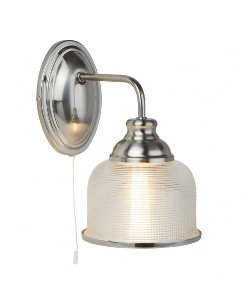 Searchlight Bistro II Decorative Wall Light 2671-1SS