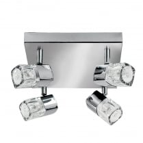 Searchlight Blocs Spotlight Fitting 7884CC-LED