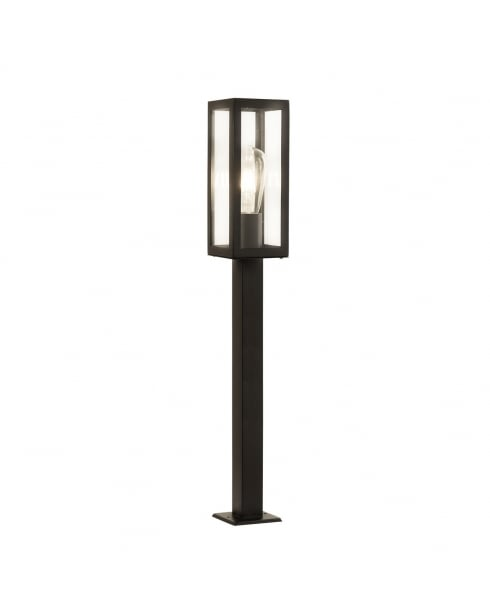Searchlight Box Outdoor Light Post 6441-900BK