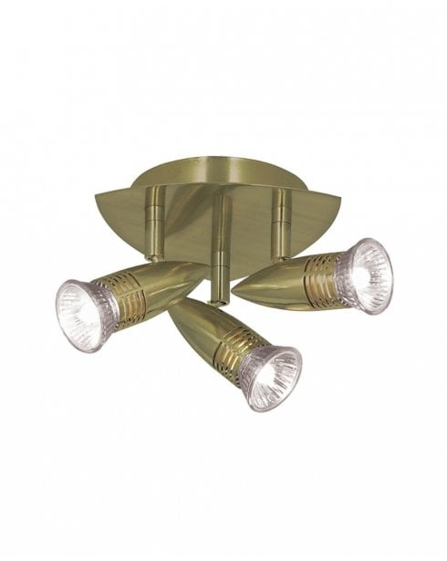 Searchlight Bullit Spotlight Fitting P635AB