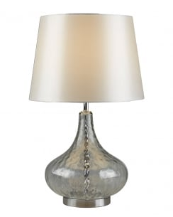 Searchlight Cantata Incidental Table Lamp 6131CL