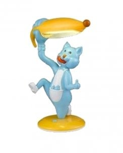 Searchlight Cat Novelty Table Lamp 832YE