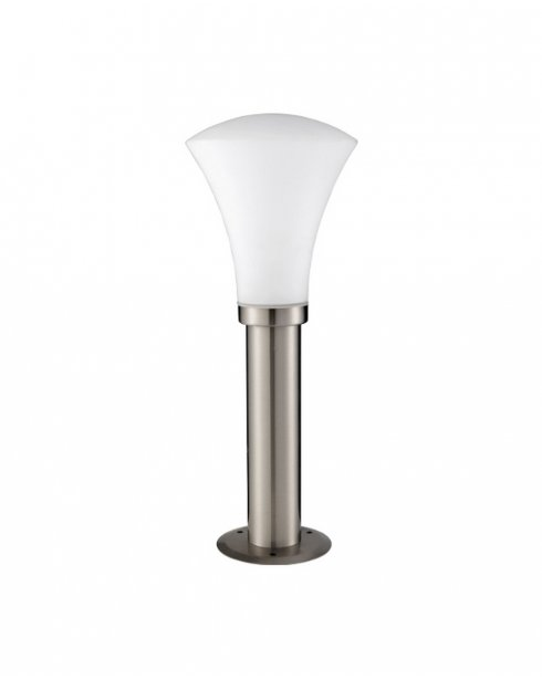 Searchlight Cone Single Light Modern IP44 Outdoor Light Post 064-450