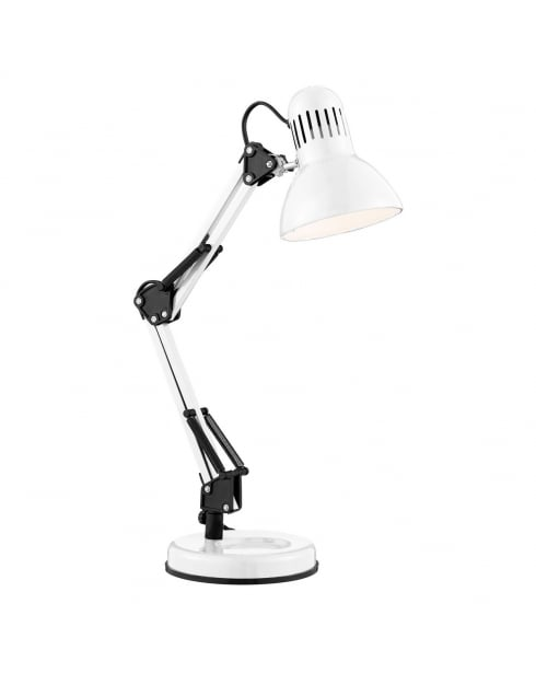 Searchlight Desk Partners Desk Lamp 2429WH