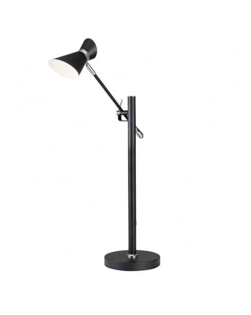 Searchlight Diablo Articulated Table Lamp 5961BW