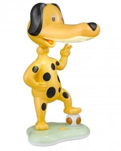 Searchlight Dog Novelty Table Lamp 835YE