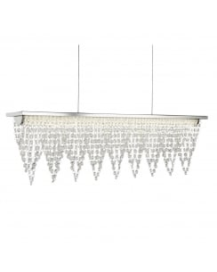 Searchlight Drape Pendant Light 8857CC