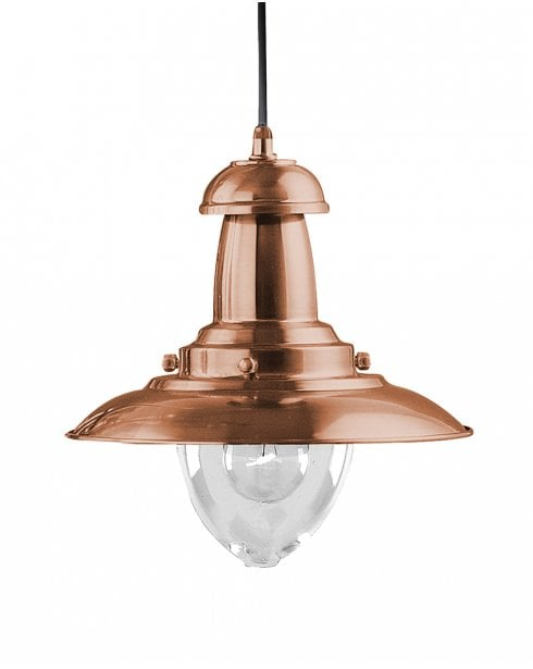 Searchlight Fisherman Pendant Light 4301CO