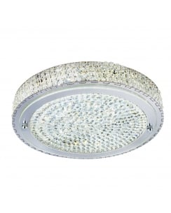 Searchlight Flush Flush Ceiling Fitting 2714CC