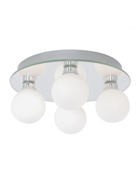 Searchlight Global Bathroom Ceiling 4337-4-LED