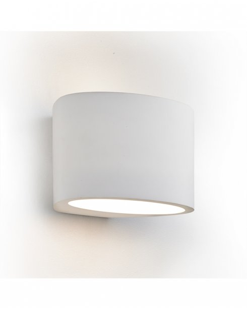 Searchlight Gypsum Single Light Modern Decorative Wall Light 8721