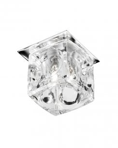 Searchlight Ice Cube Recessed Ceiling Light 5159CC