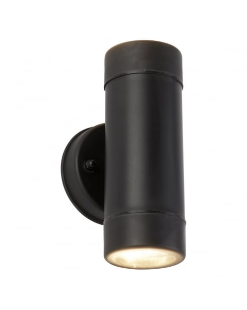Searchlight LED Outdoor Porch Light 7592-2BK