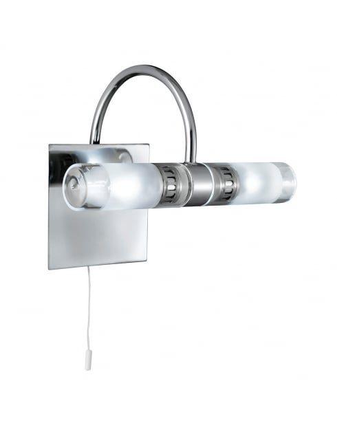 Searchlight Lima Bathroom Wall Light 2555CC-LED