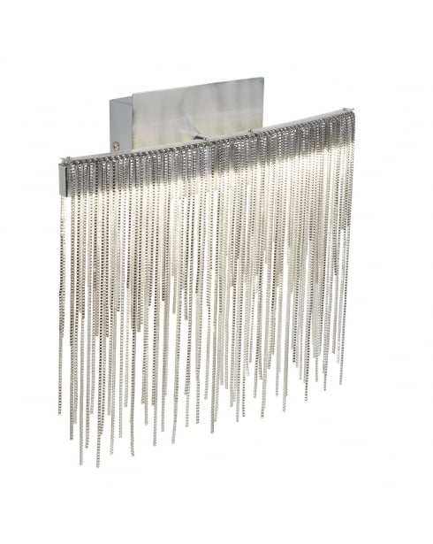 Searchlight Memphis Decorative Wall Light 6052SS