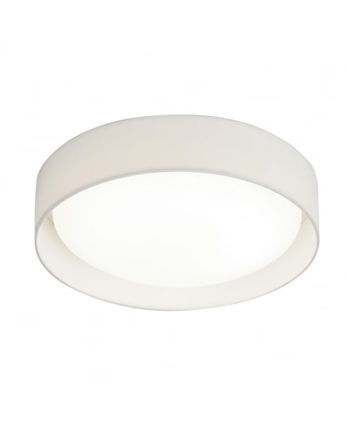 Searchlight Modern Flush Ceiling Fitting 9371-37WH
