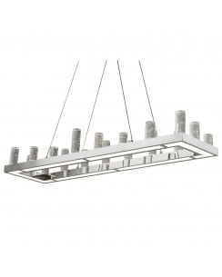 Searchlight Modern Pendant Light 2058CC